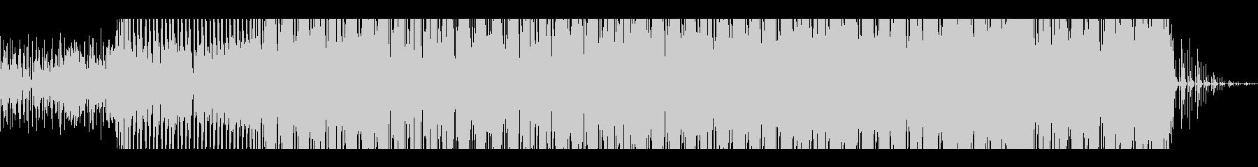 【短いVer1】フュージョンロックの未再生の波形