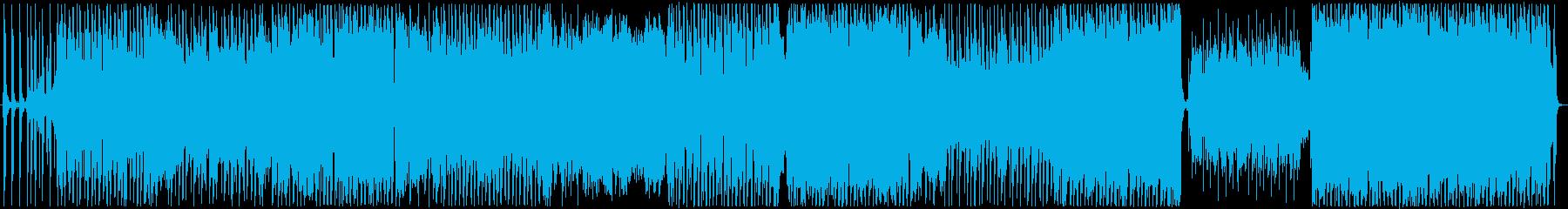 night museumの再生済みの波形