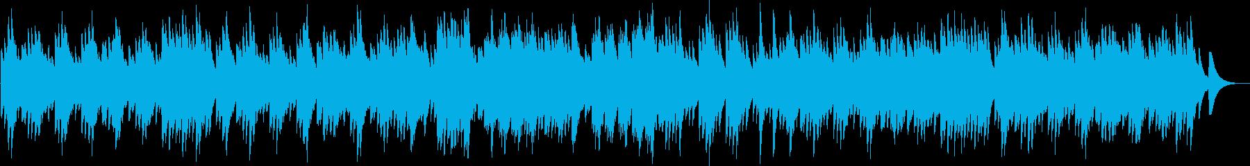 時の踊り/ポンキエルリ(オルゴール)の再生済みの波形