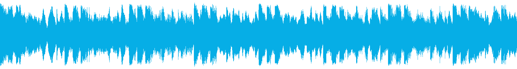 明るく繊細で柔らかなサウンドの再生済みの波形