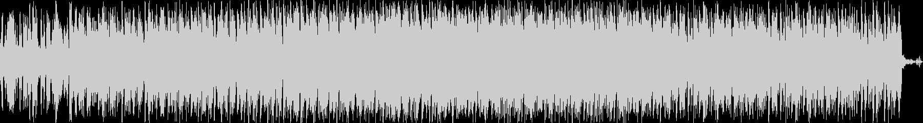 和楽器を使用したHIPHOPの未再生の波形