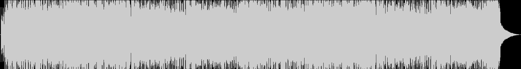 完全なるゴリラ譜面(音ゲー)の未再生の波形