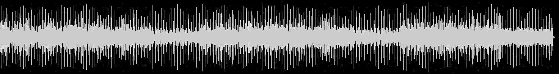 壮大なU2風の曲をウクレレ生演奏での未再生の波形