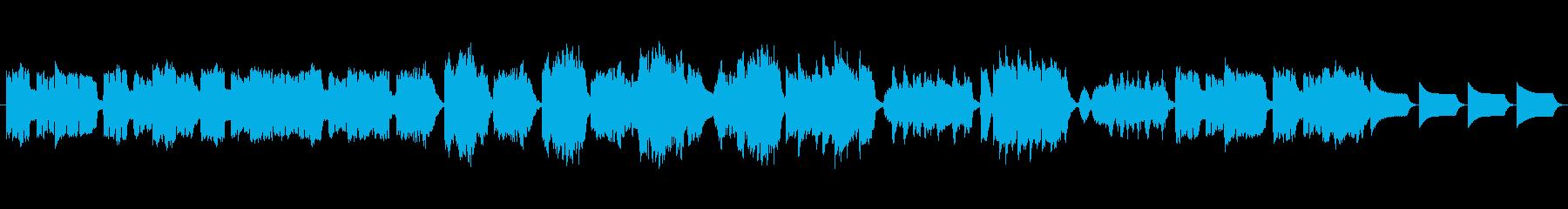 妖狐/電子楽器/和風/伝説/神秘的/村の再生済みの波形