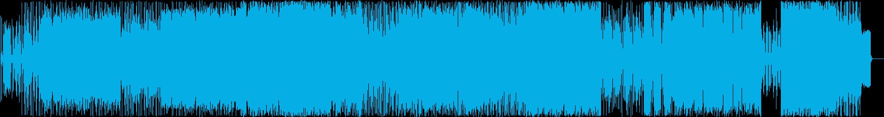 【変拍子】迷宮、彷徨、悲しみ、ダンジョンの再生済みの波形
