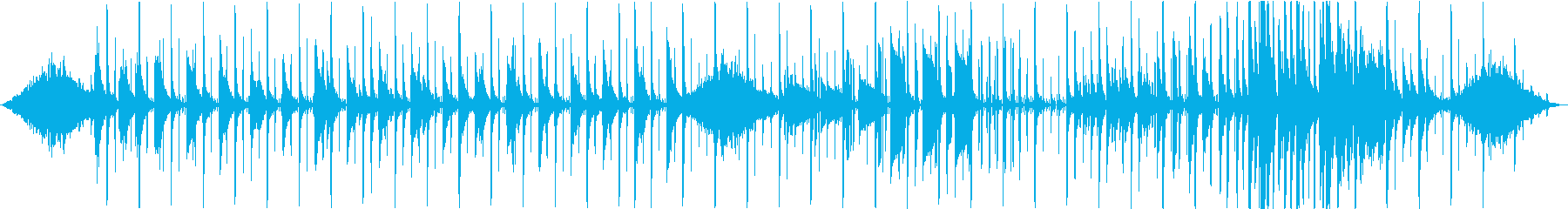 Pianoforte Atmosp...の再生済みの波形