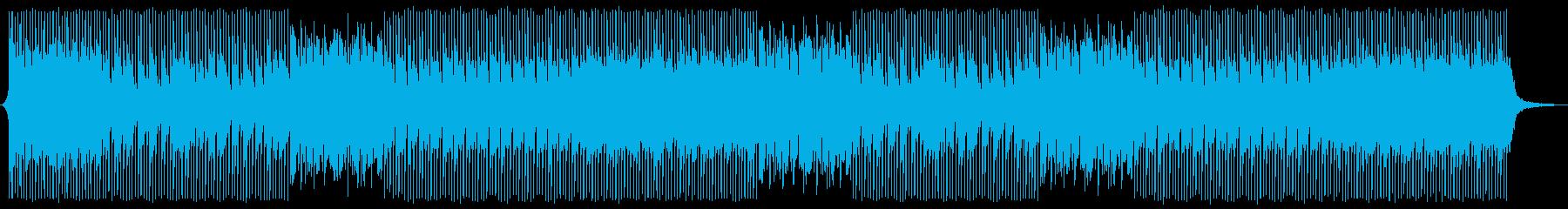 ベース無しver 光へ キラキラ 華やかの再生済みの波形
