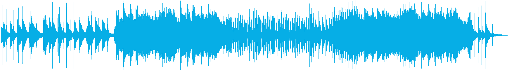 ほのぼの日常なストリングスサウンドの再生済みの波形