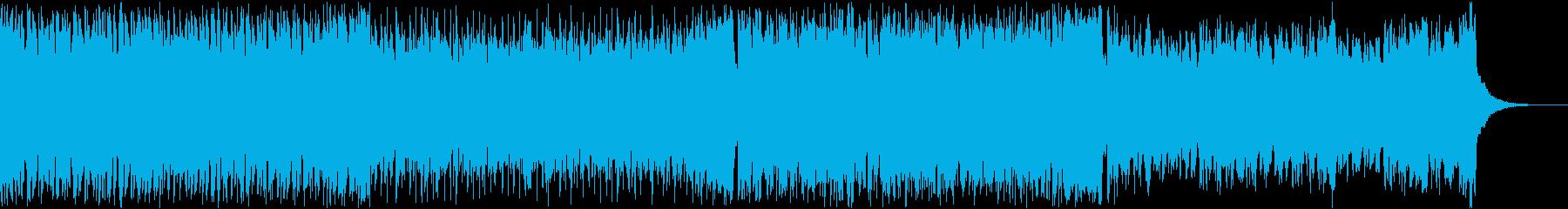 OP/ED/ポップ/かわいい/電脳/元気の再生済みの波形