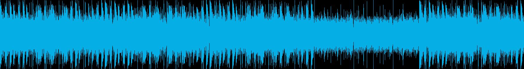 エレピを基調とした雰囲気のあるバラードの再生済みの波形