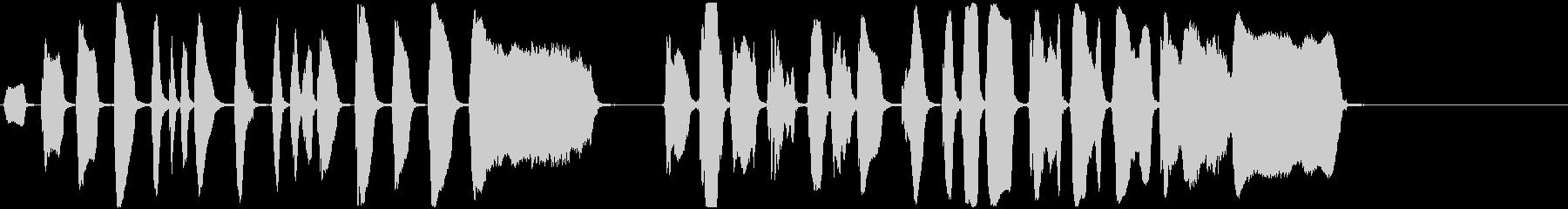 トランペット:アクセント、コミカル...の未再生の波形