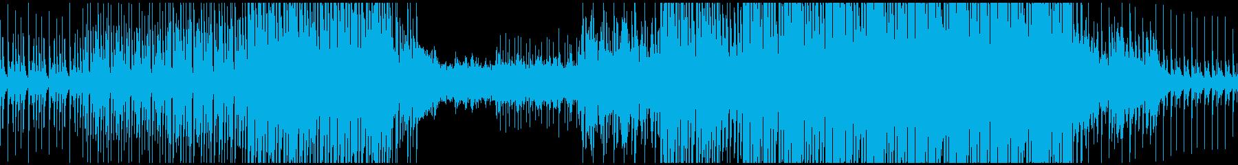 ドラム & ベース ジャングル 企...の再生済みの波形
