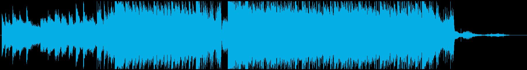 ジングル - 熱帯夜の再生済みの波形
