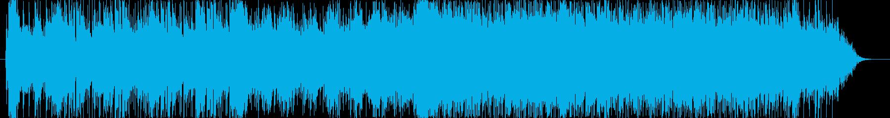 オーケストラとロックを融合させた、孤独…の再生済みの波形