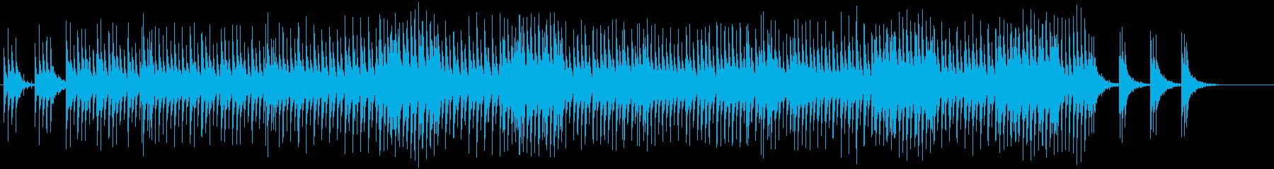 ミステリアスで幻想的な曲、劇半にオススメの再生済みの波形