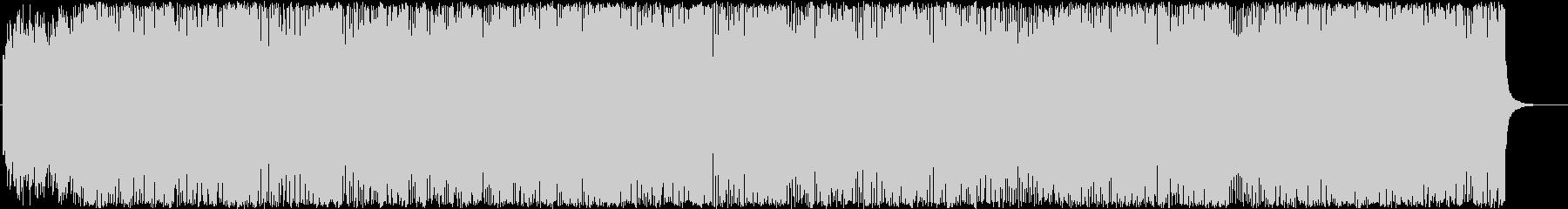 シリアスダンジョン(三拍子)の未再生の波形