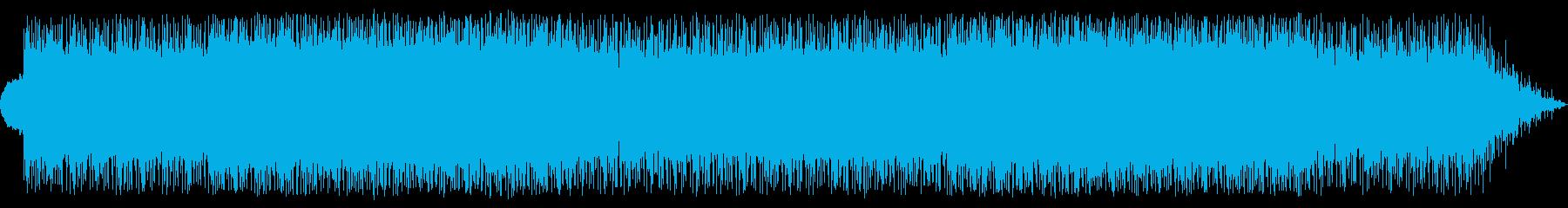 ゲーム/現代的/要塞/機械的な場所の再生済みの波形