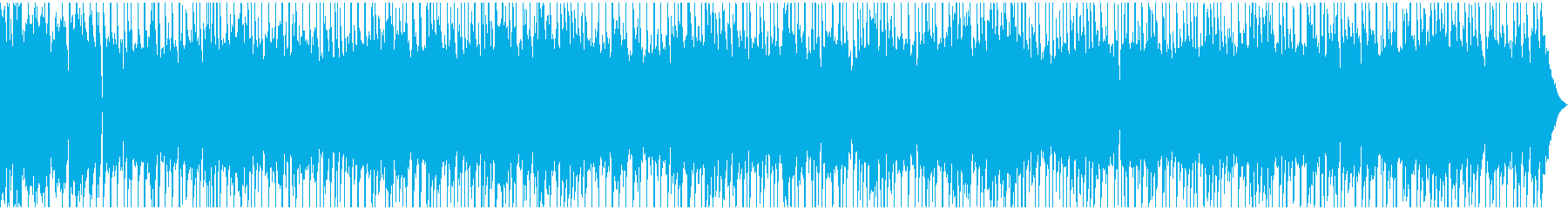 元気が出る明るいポップ・ロックの再生済みの波形