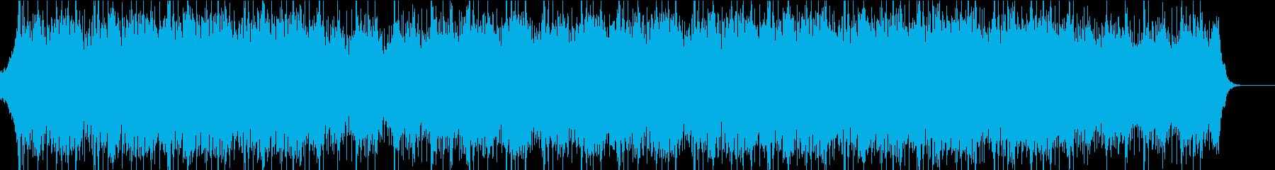 企業向け13!生エレキ、シンプル、ポップの再生済みの波形