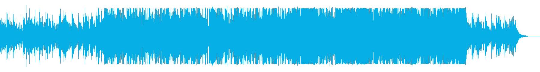 ベートーベン・悲壮 オルゴール+バンドの再生済みの波形
