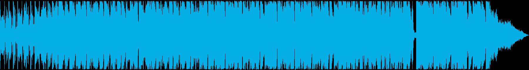 楽しくてパワフルなポップ/エレクト...の再生済みの波形