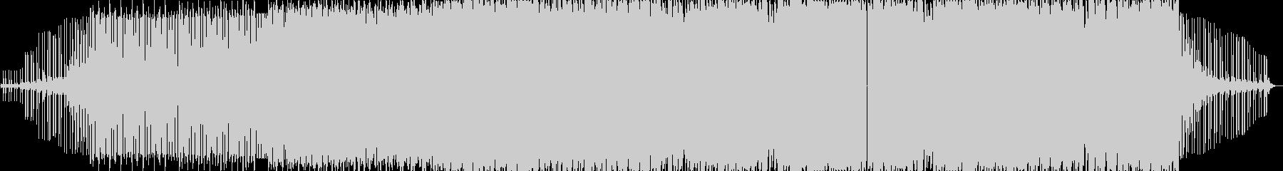 ディープ・ハウス。オリエンタル。 ...の未再生の波形