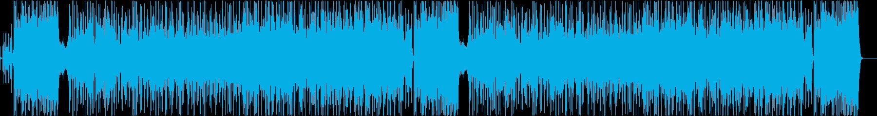 メロウなHip_Hop_Cutie_の再生済みの波形