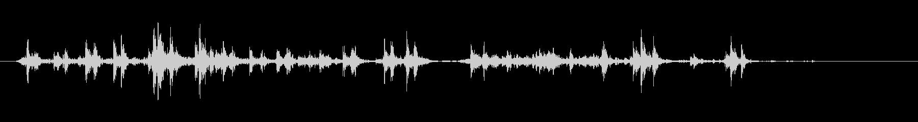 メタル 鎖 ビッグコイルアップ01の未再生の波形