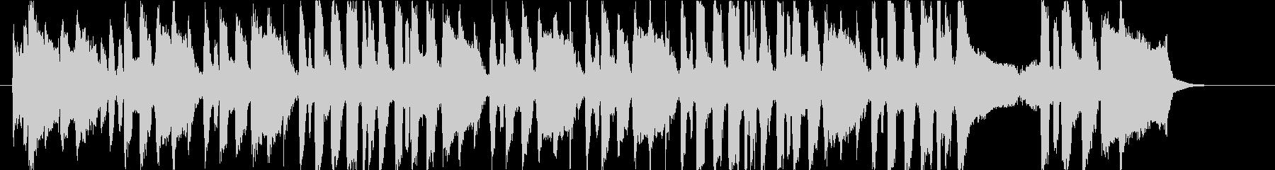 誕生日の歌(ワルツver) 【コハル】の未再生の波形