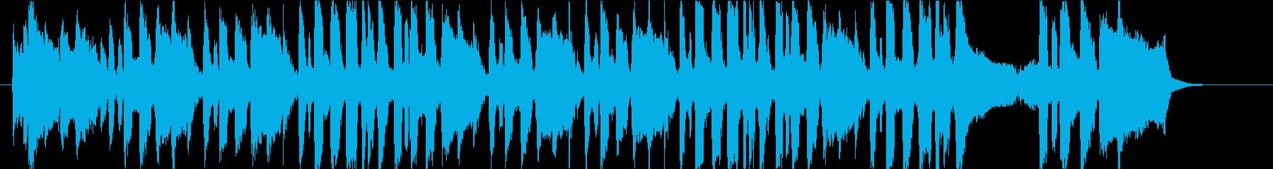 誕生日の歌(ワルツver) 【コハル】の再生済みの波形