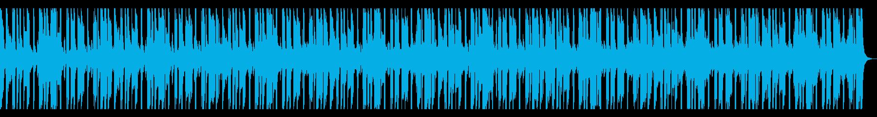 【短いVer11】スローファンクロックの再生済みの波形