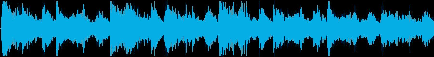 環境にやさしい事業紹介のCM曲-ループ2の再生済みの波形