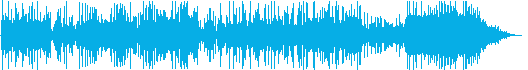 軽快なリズムのアコギEGリフのポップス調の再生済みの波形