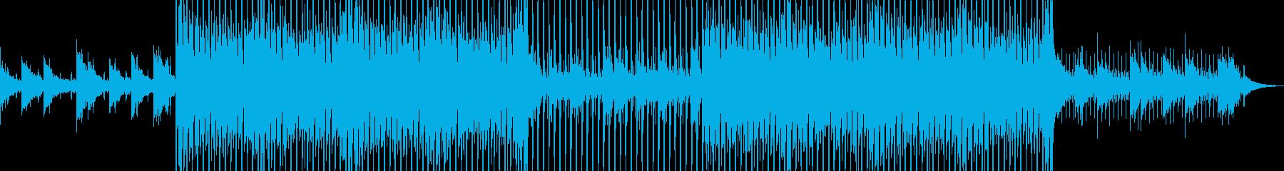 企業系 洋楽調 さわやかなコーポレート系の再生済みの波形