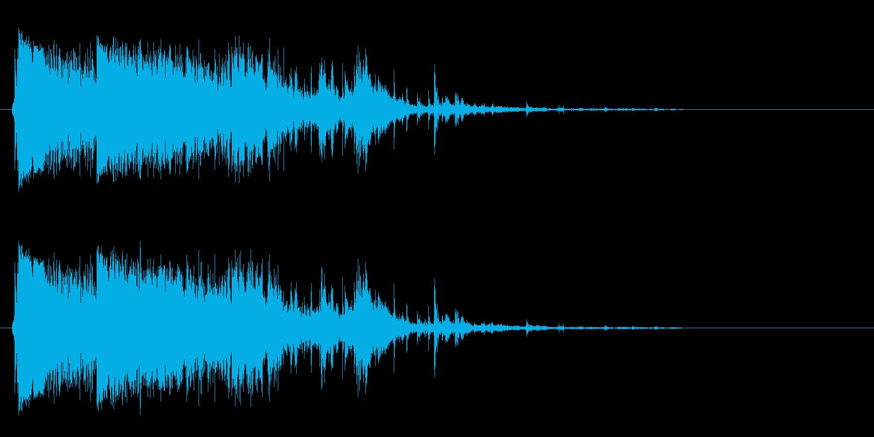 CLOSET JUNK CRASH...の再生済みの波形