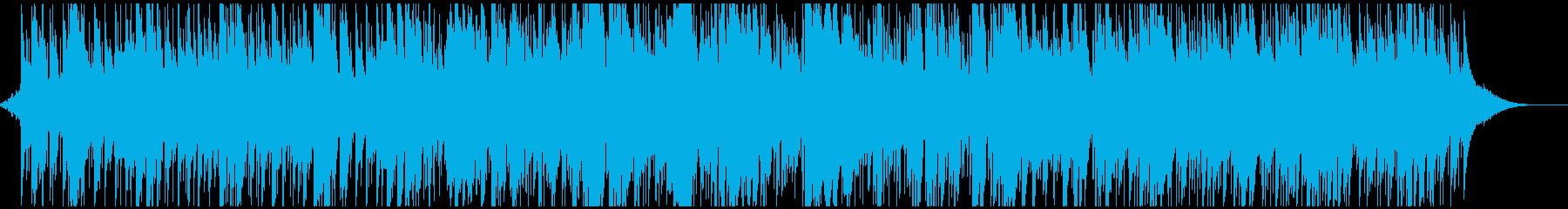 ひいらぎかざろう・クリスマス曲・ボサノバの再生済みの波形