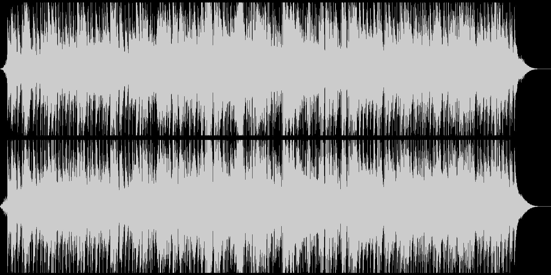 ひいらぎかざろう・クリスマス曲・ボサノバの未再生の波形