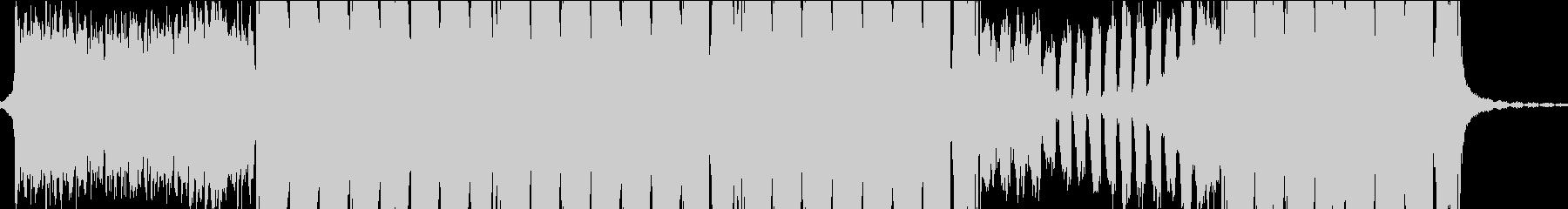 二 ステップ ガレージ レトロ ス...の未再生の波形