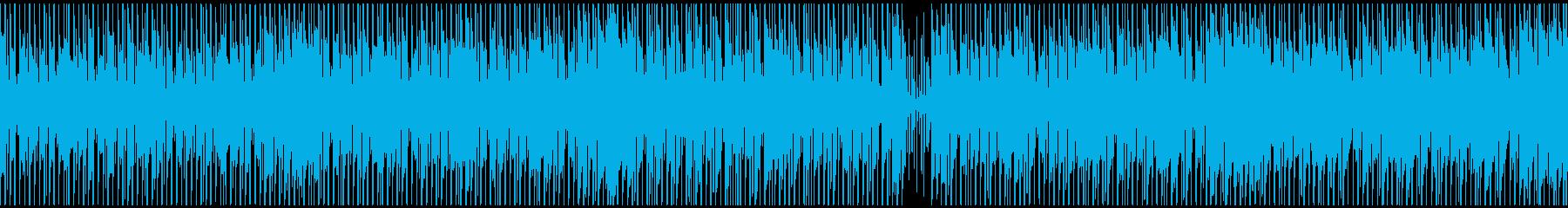 「ほのぼの・爽やか」ポップ(LOOP版)の再生済みの波形