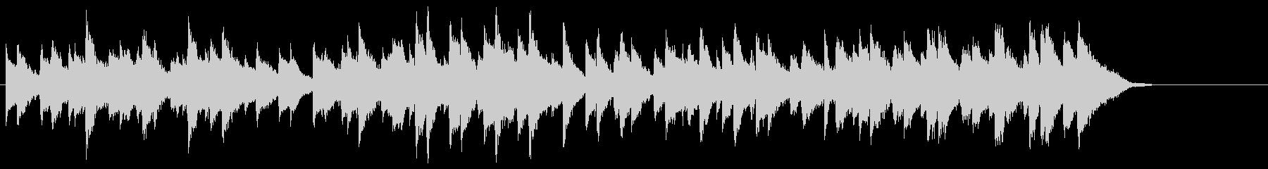 ペリの女王(オーベール作曲)の未再生の波形