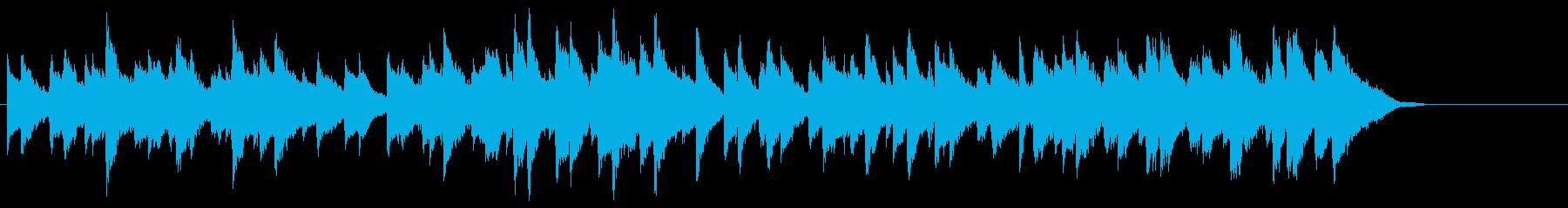 ペリの女王(オーベール作曲)の再生済みの波形