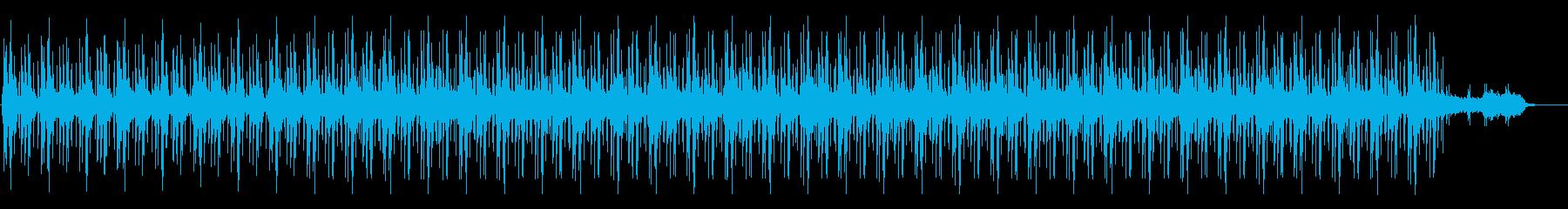 テクスチャー:エレクトロ、発展、モダンの再生済みの波形