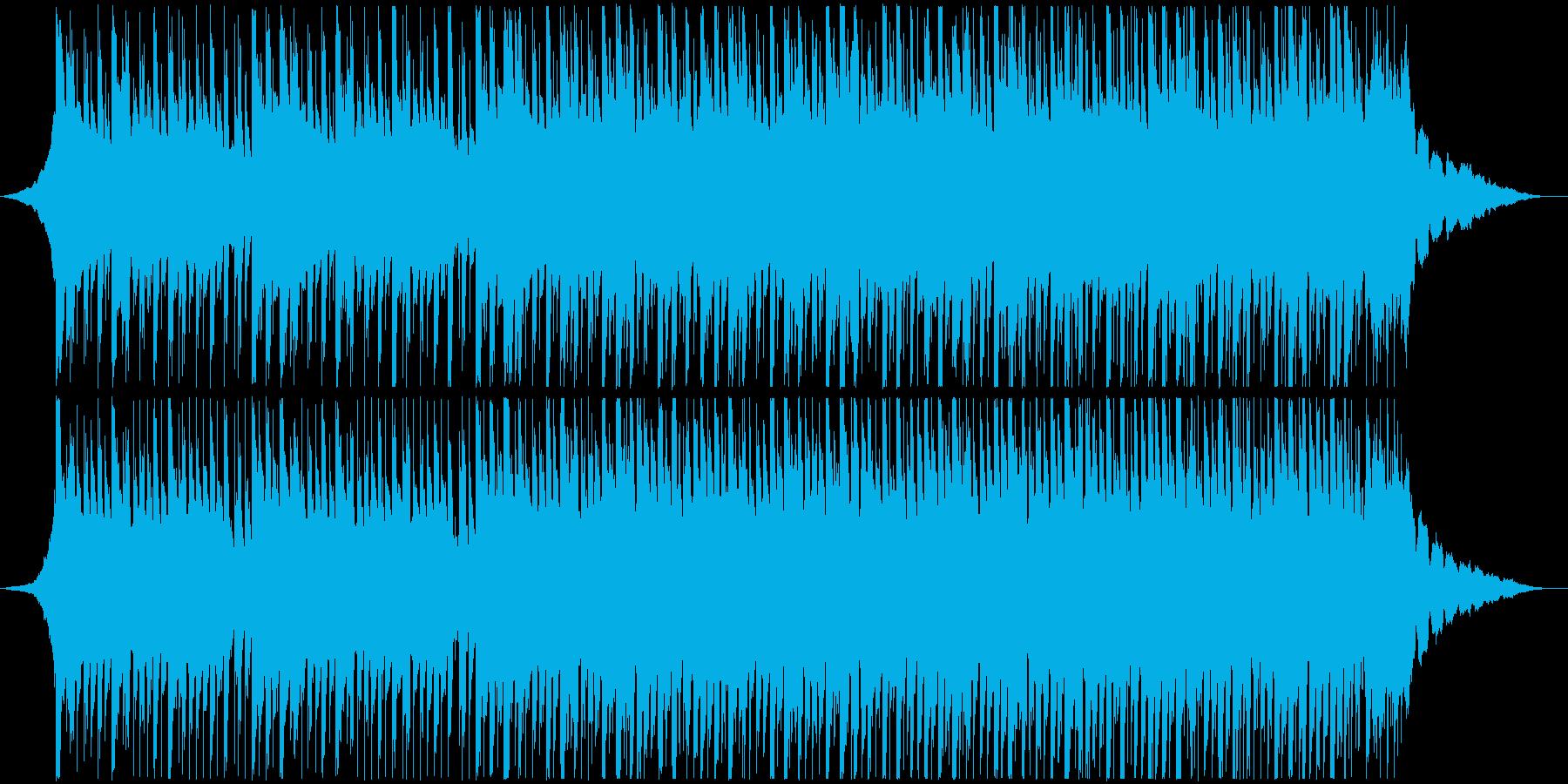 メディカルコーポレート(60秒)の再生済みの波形
