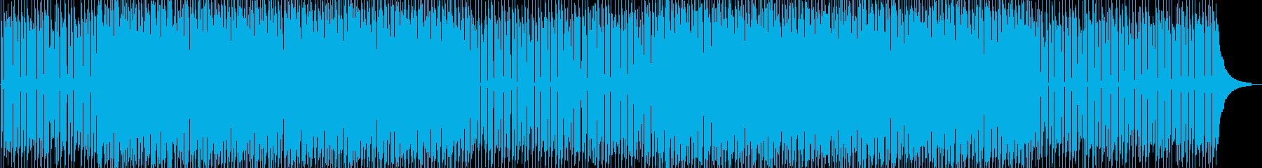 儚いおしゃれなボサノヴァ(Key +1)の再生済みの波形