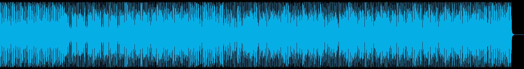 豪華で熱狂的 ビッグバンドロックンロールの再生済みの波形