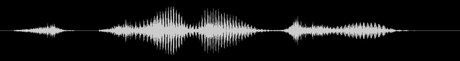7月(しちがつ)の未再生の波形