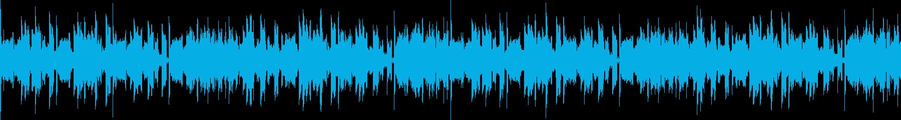 ドライブに最適 メロウなエレクトロソウルの再生済みの波形