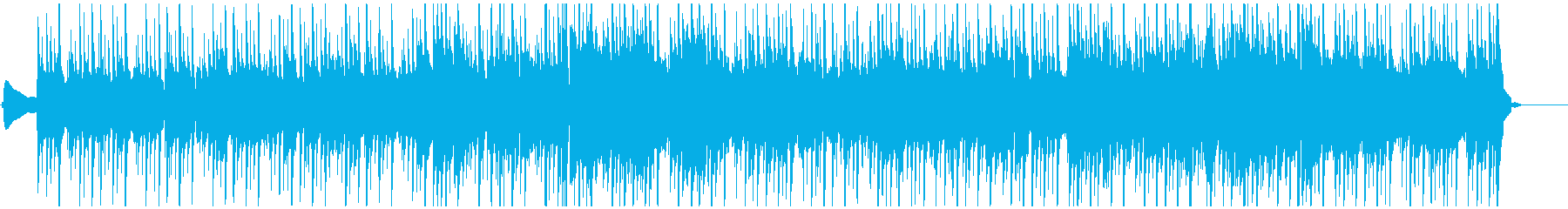 日常を感じさせる優しいローファイポップの再生済みの波形