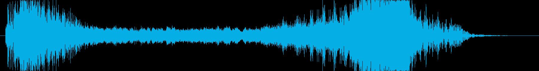 トランジション プロモーションパッド79の再生済みの波形
