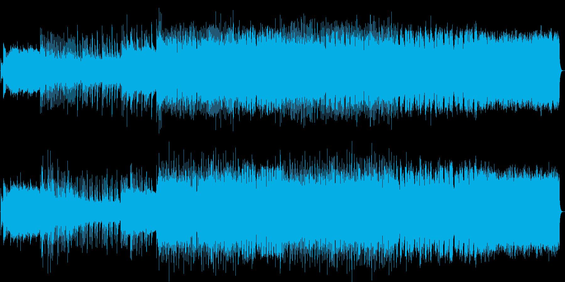 バンドネオン系で・・・の再生済みの波形